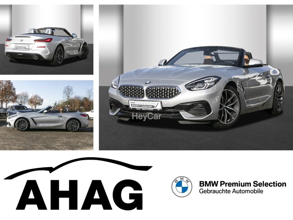 BMW Z4 sDrive20i Sport Line Cabrio Sport Aut. PDC, Jahr 2020, Benzin