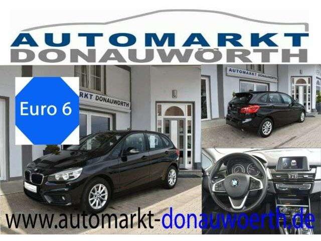 BMW 220 Active Tourer Aut. Advantage GRA PDC Klima, Jahr 2014, Diesel