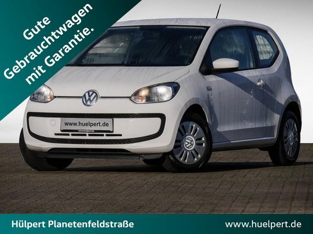 Volkswagen up! 1.0 move up! KLIMA GAMZJAHRESREIFEN, Jahr 2016, Benzin