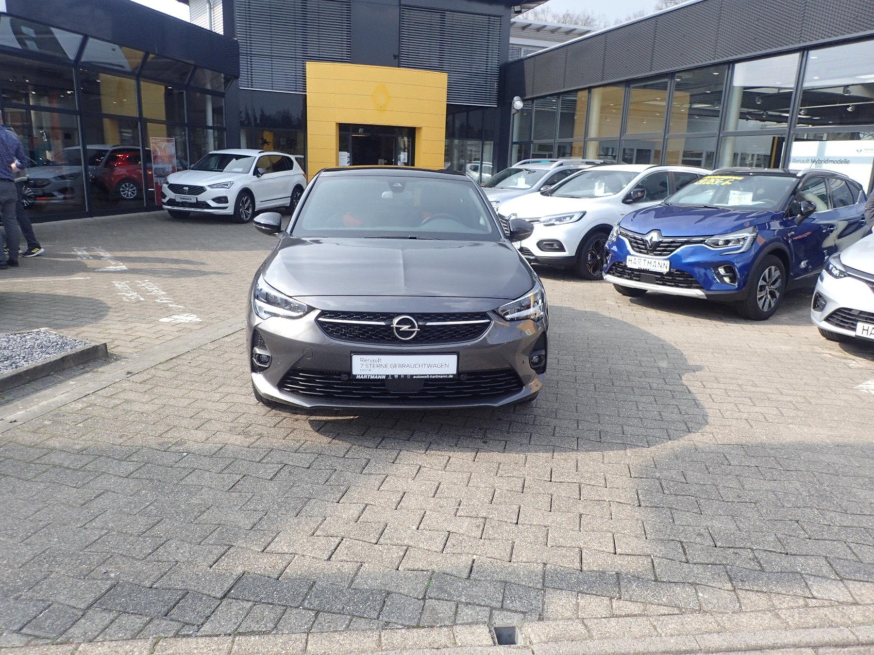 Opel Corsa GS-Line Technologie Paket Park & Go, Jahr 2020, Benzin