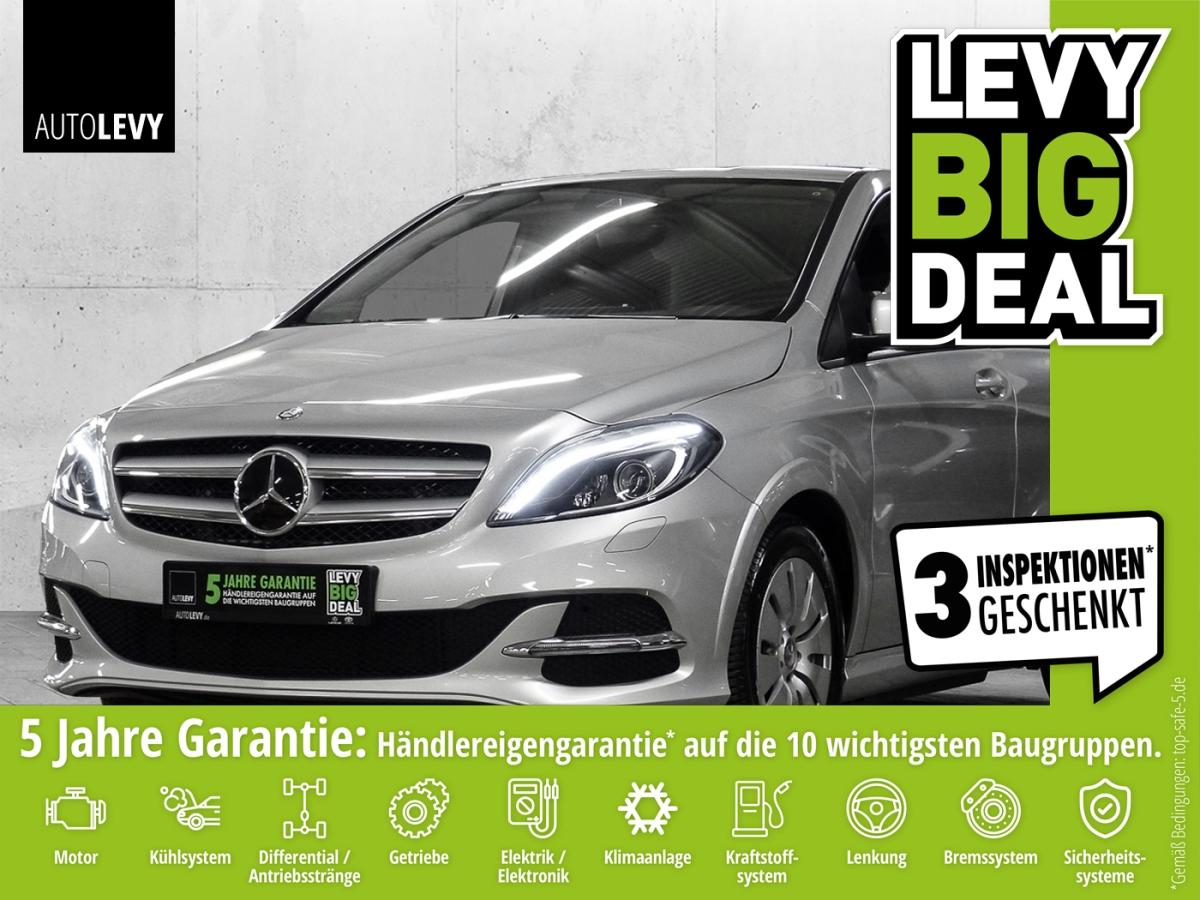 Mercedes-Benz B 250 e (Electric Drive) NAVI*BIXENON*SHZ*8-FACH, Jahr 2016, Elektro