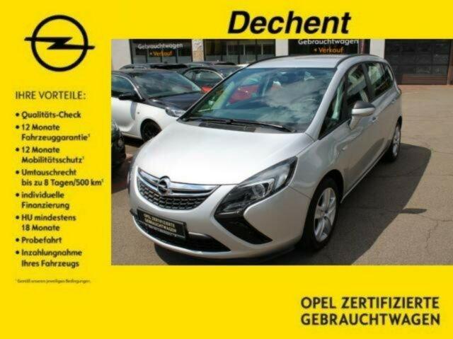 Opel Zafira Tourer Edition1.8 Klimaanlage, AHK,, Jahr 2014, Benzin
