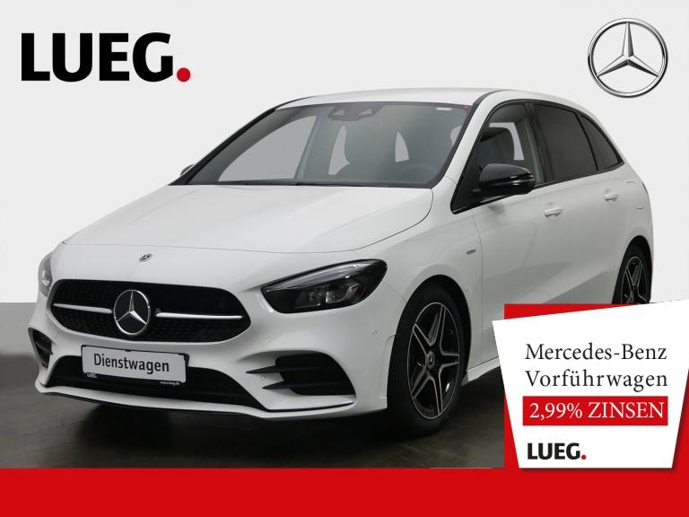 Mercedes-Benz B 180 EDITION20+AMG+NIGHT-P+MBUX-HIGH+LED+KAMERA, Jahr 2020, Benzin