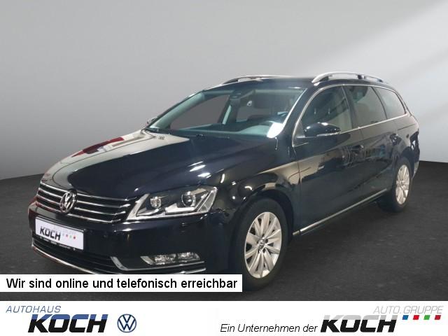 Volkswagen Passat Variant 2.0TDI Comfortline DSG Navi Xenon AHK, Jahr 2014, Diesel