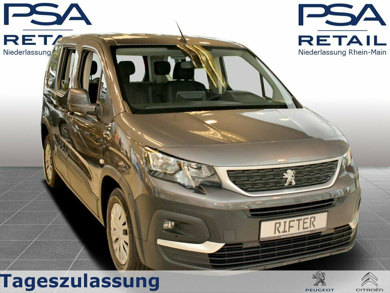 Peugeot Rifter L1 Active PureTech 110, Jahr 2020, Benzin