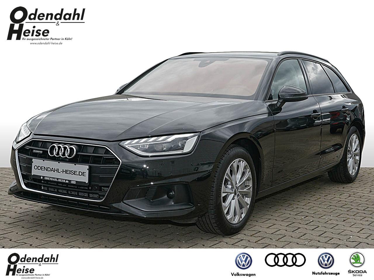 Audi A4 Avant 40 TDI quattro S tronic EU6 advanced, Jahr 2020, Diesel