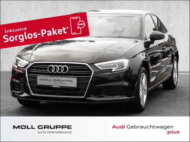 Audi A3 Limousinse 30 TDI (Navi plus*Einparkhilfe vo+hi), Jahr 2019, Diesel