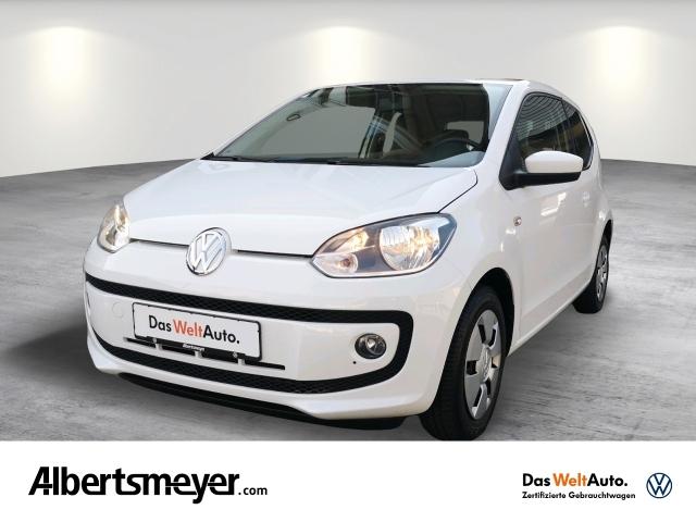 Volkswagen up! move up! 1.0 +KLIMA+SITZHEIZUNG+ZV+CD+SERVO, Jahr 2016, Benzin