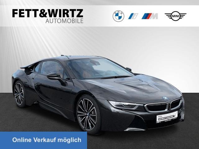BMW i8 Coupe Laser HUD H/K 20'' Leas ab 895,- br.o.A., Jahr 2020, Hybrid