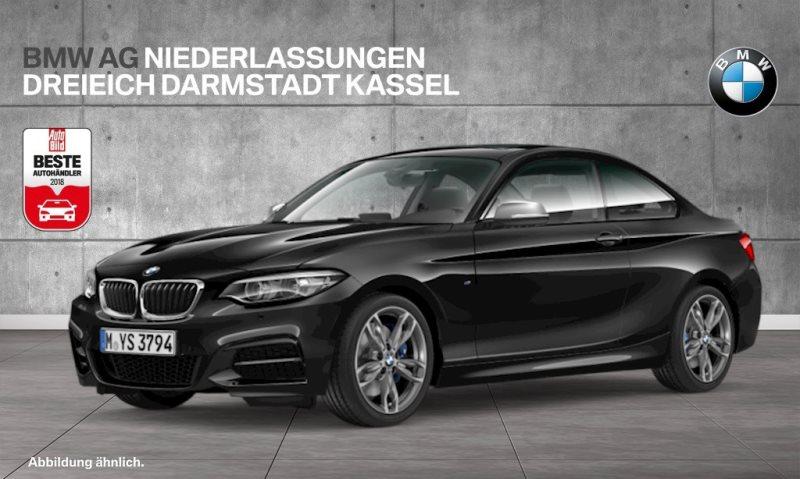 BMW M240i Coupé M Sportbr. HK HiFi Var. Lenkung GSD, Jahr 2017, Benzin