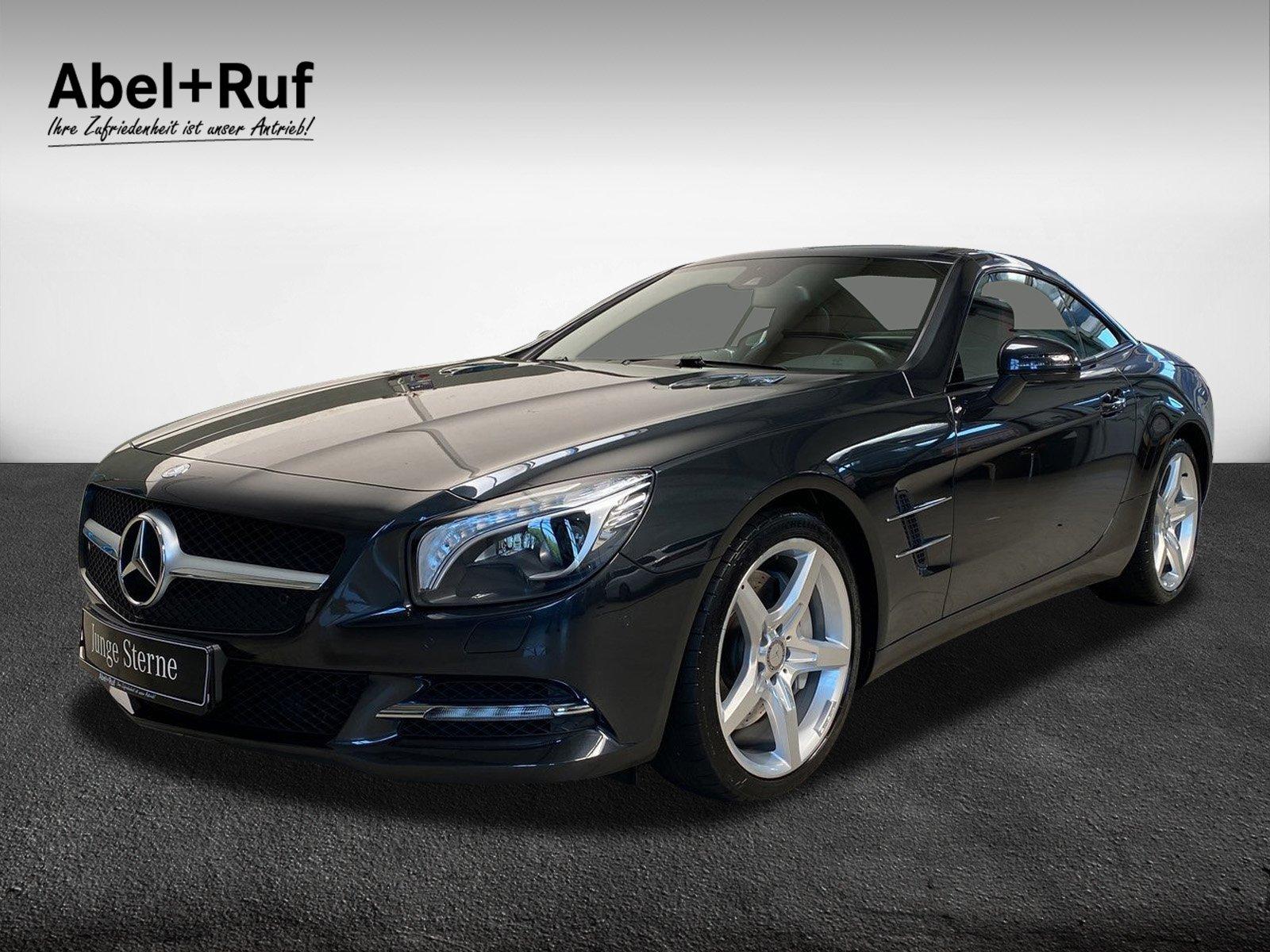 Mercedes-Benz SL 500 Comand+Sitz-Klima+ILS+HarmanKa+AMG-Felgen, Jahr 2012, Benzin