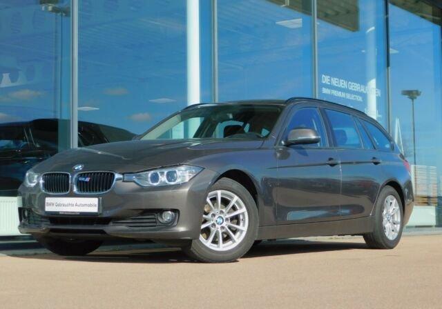 BMW 318d Touring*Xenon*Navi-Business*Fernlichtassi.*, Jahr 2013, Diesel