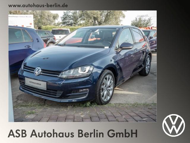 Volkswagen Golf 1,4 TSI DSG Highline Navi Xenon Standhzg., Jahr 2013, Benzin