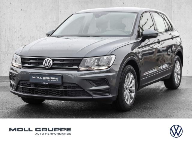 Volkswagen Tiguan 1.4 TSI Trendline ALUFELGEN NAVI, Jahr 2017, Benzin
