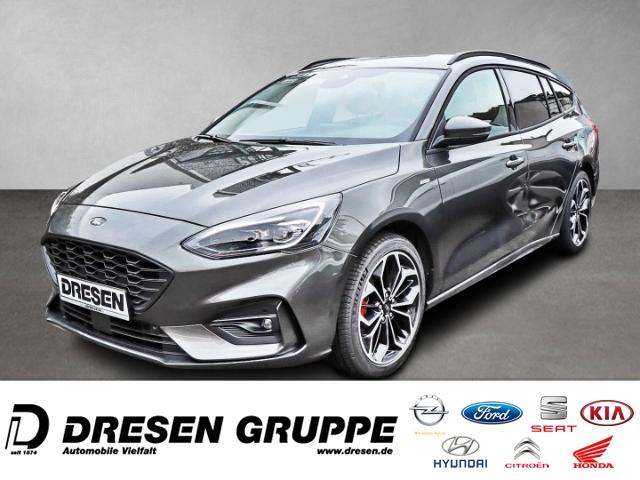 Ford Focus Turnier ST-Line 1.5 EcoBoost Navi Winterpaket, Jahr 2020, Benzin