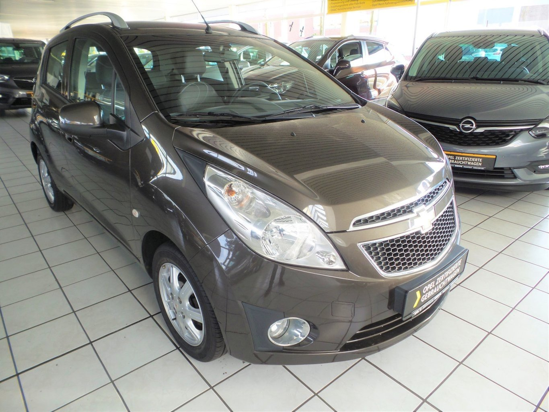 Chevrolet Spark LS+, Klima, CD-Radio m. USB, Jahr 2012, Benzin
