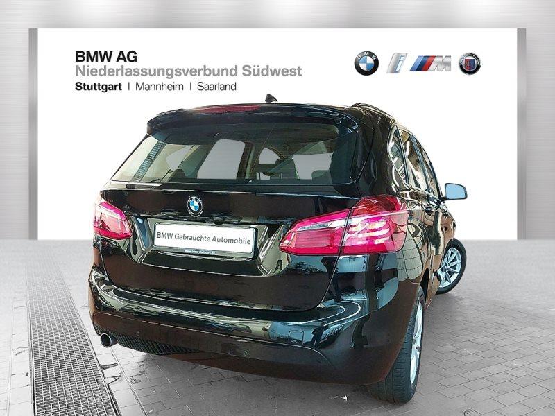 BMW 218i Active Tourer Advantage RFK Navi Tempomat, Jahr 2017, Benzin