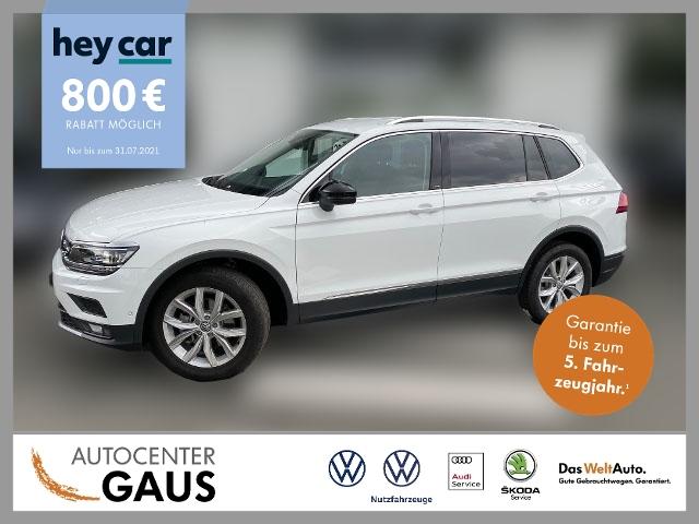 Volkswagen Tiguan Allspace IQ.Drive 1.5 TSI LED Navi Kamera, Jahr 2019, Benzin