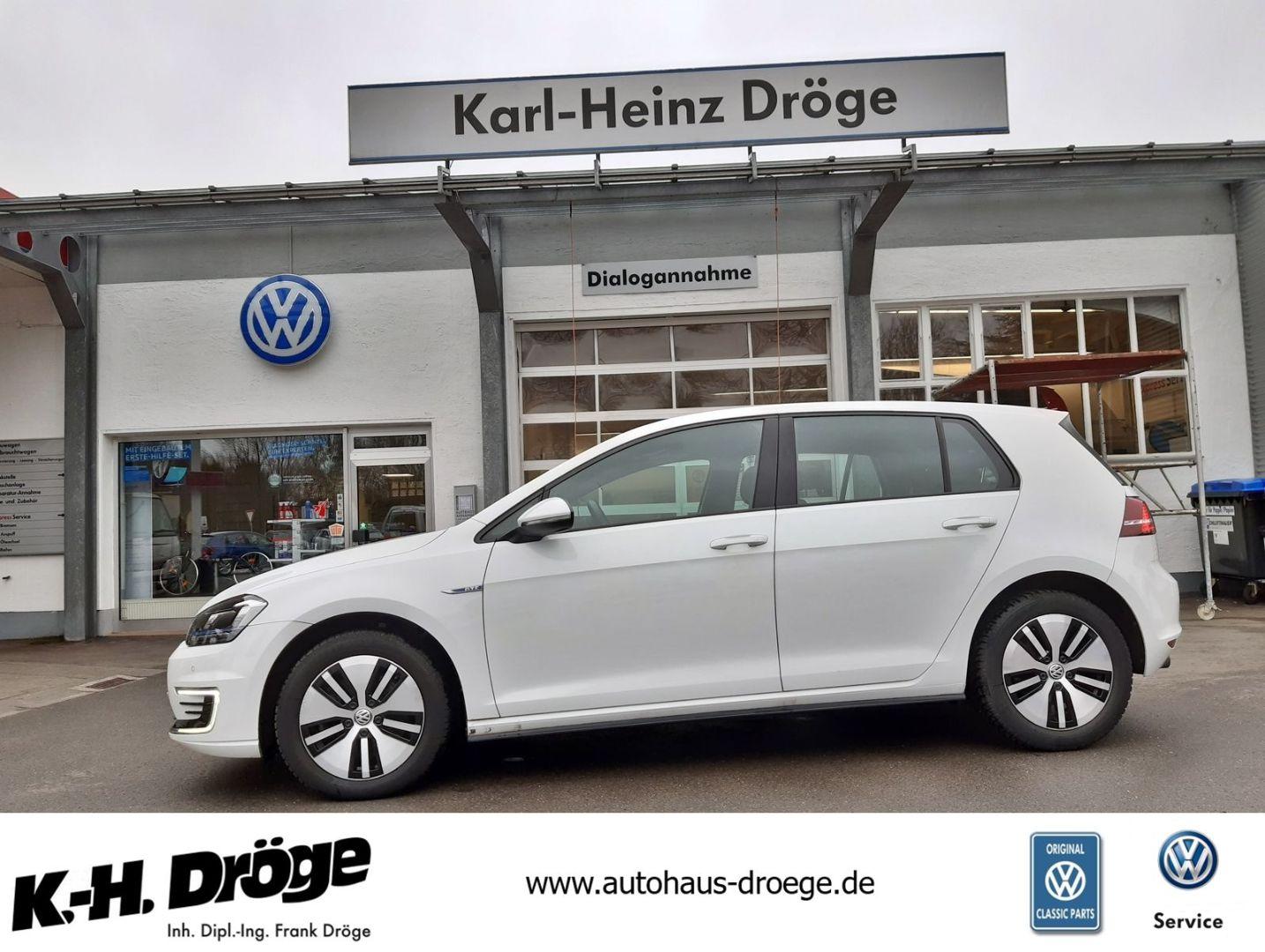 Volkswagen Golf GTE 1.4 TSI Navi AHK LED, Jahr 2015, Hybrid