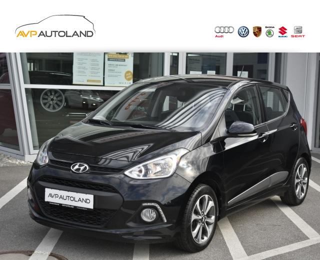 Hyundai i10 1.2 Fifa World Cup, Jahr 2014, Benzin