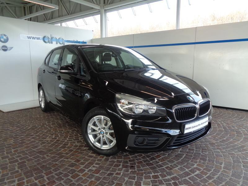 BMW 218d Active Tourer Navi PDC Sitzheizung Tempomat, Jahr 2015, diesel