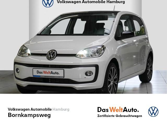 Volkswagen up! high up! 1,0 BMT RADIO,KLIMA,LM16, Jahr 2019, Benzin