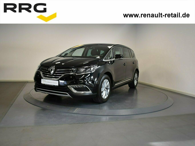 Renault Espace V 1.6 dCi 160 Intens Automatik Panorama S, Jahr 2017, Diesel