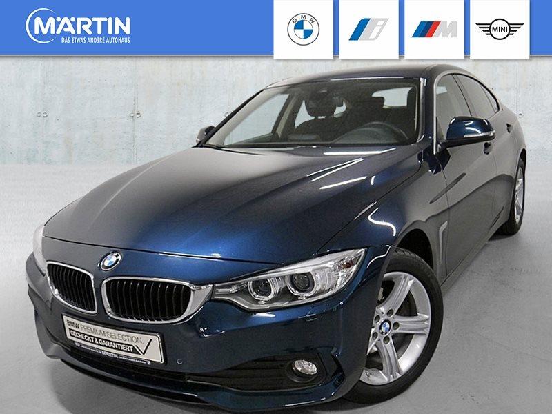 BMW 420d xDrive Gran Coupé Advantage*Xenon*RFK*AHK*, Jahr 2016, Diesel