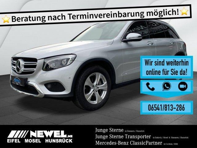 Mercedes-Benz GLC 220 d 4M EXCLUSIVE*LED*NAVI*DIST*KAMERA*EASY, Jahr 2015, Diesel