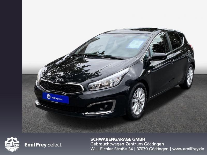 Kia Cee'd 1.6 GDI Edition 7, Jahr 2015, Benzin