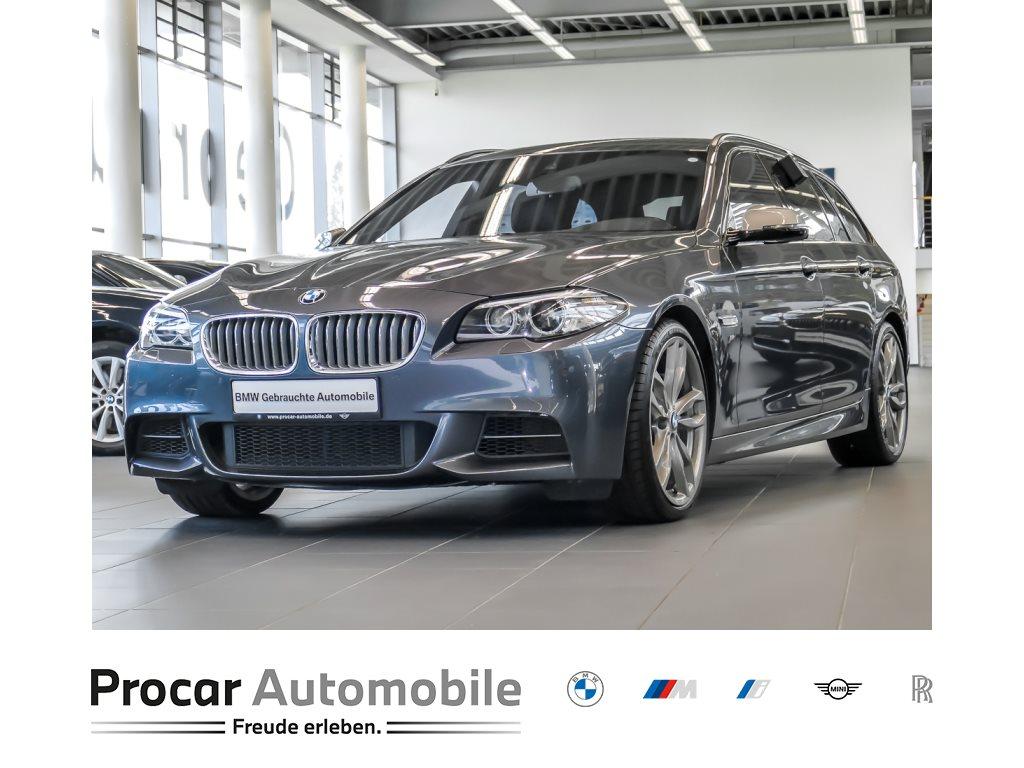 BMW M550d xDrive Touring Navi Prof. Head-Up H/K RFK, Jahr 2017, Diesel