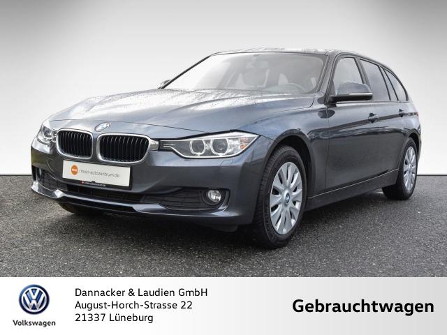 BMW 3er - 316i Touring Klima Bi-Xenon PDC Sitzh. AHK, Jahr 2013, Benzin