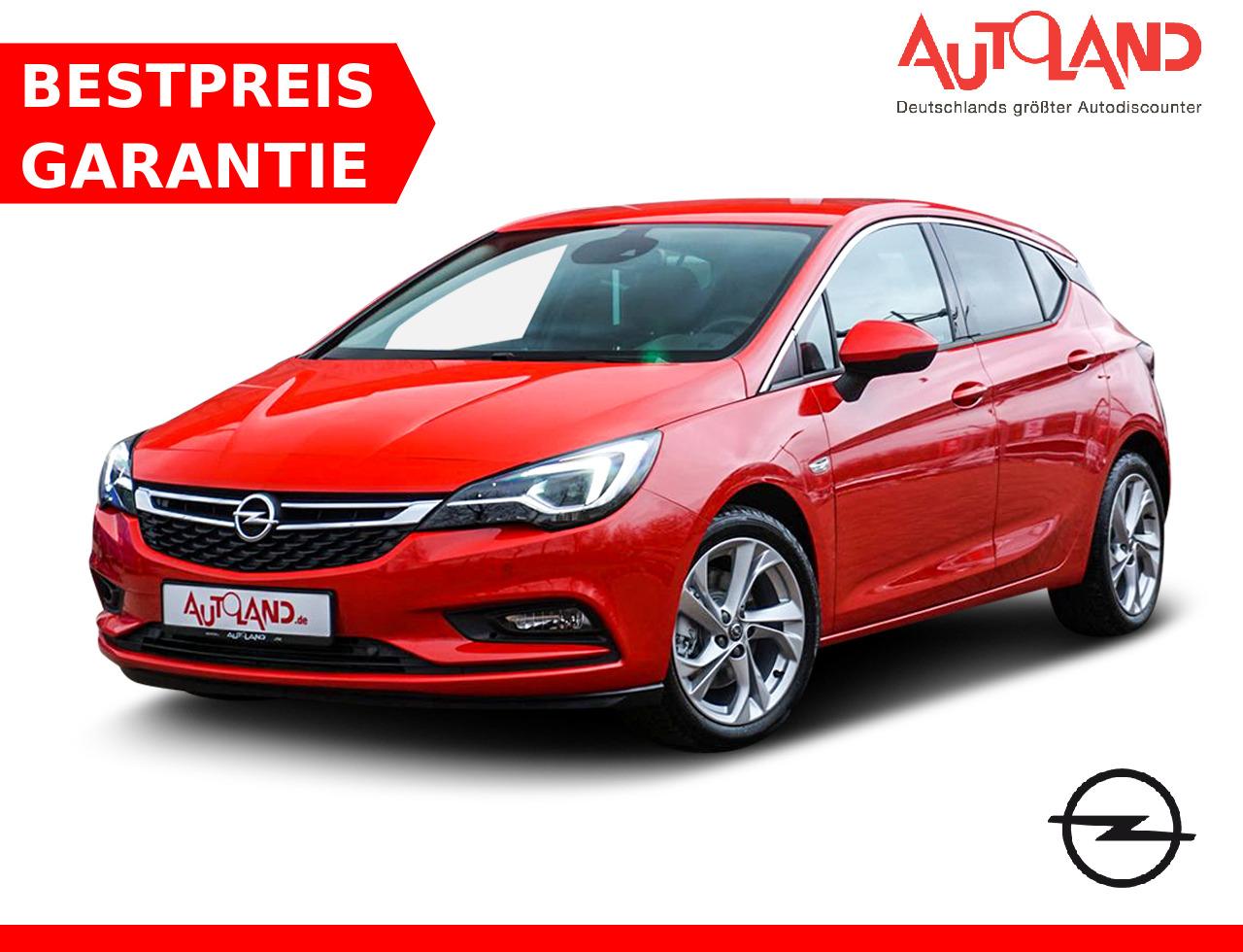 Opel Astra, Jahr 2017, Diesel