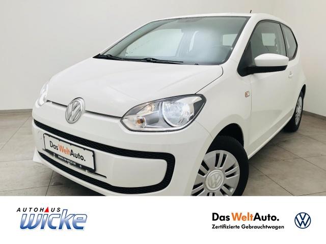 Volkswagen up! 1.0 move up! Klima Radio MP3, Jahr 2014, Benzin