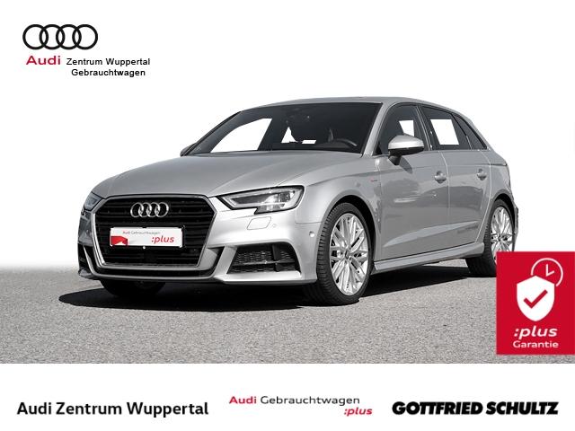 Audi A3 Spb 1.5TFSI 2X S-LINE ACC MATRIX B&O VIRTUAL LANE NAV PDC VO HI SHZ 18ZOLL Sport, Jahr 2018, Benzin