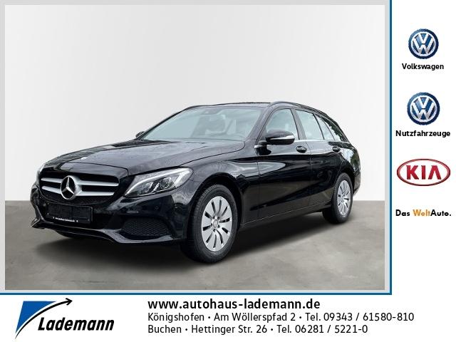 Mercedes-Benz C 200 1.6 CDI AUTOMATIK LED AHK NAVI. TEMPOMAT S, Jahr 2014, Diesel