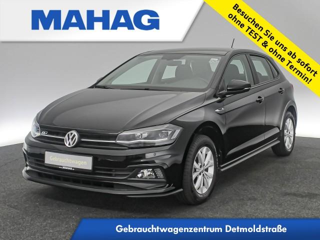 Volkswagen Polo R LINE EXT. HIGHLINE 1.0 TSI Navi LED Panorama 5-Gang, Jahr 2018, Benzin
