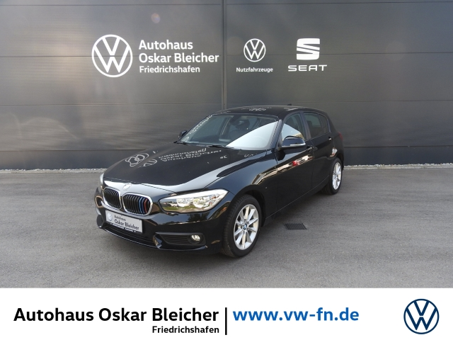 BMW 116 i Advantage Klimaauit. Parks. Sitzh. ISOFIX Tagfahrlicht, Jahr 2015, Benzin