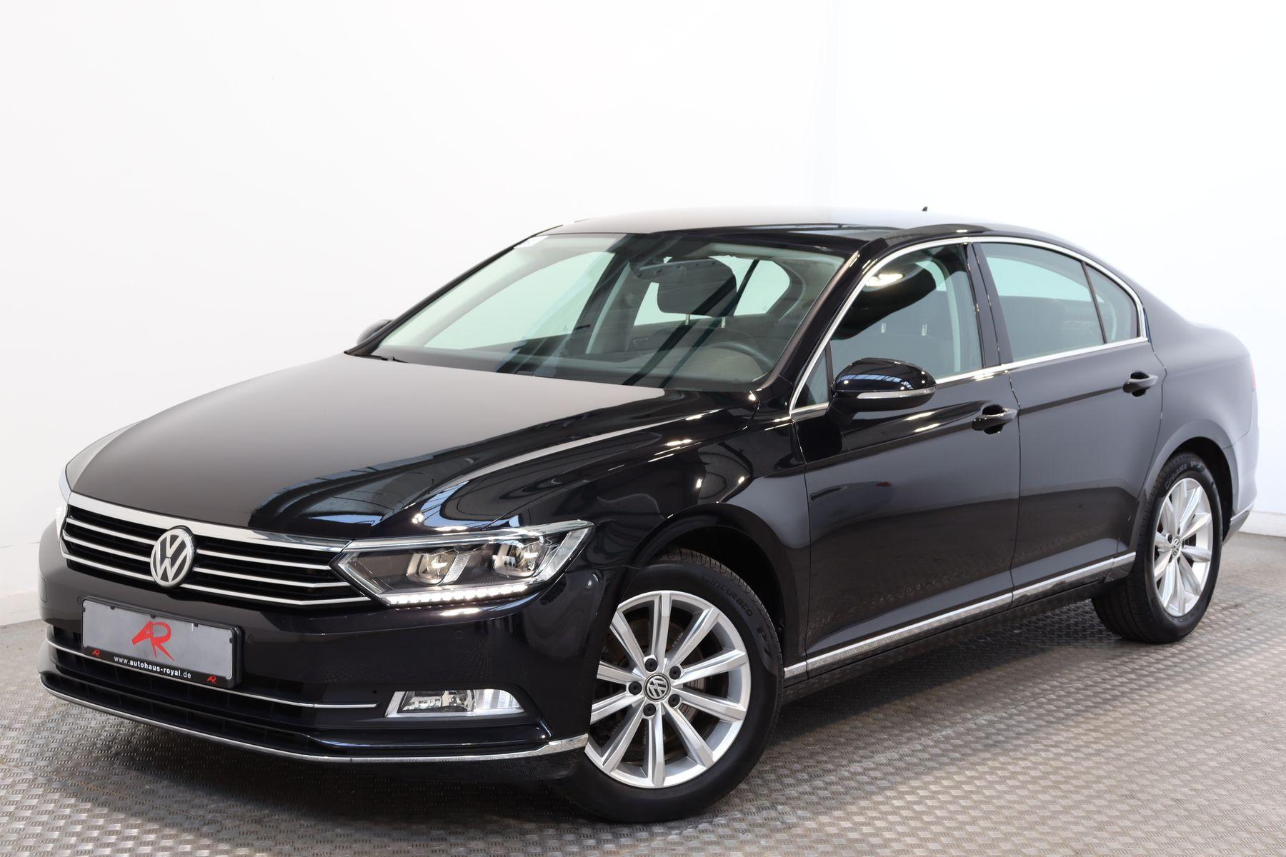 Volkswagen Passat 2.0 TSI HIGHLINE ACTIVE-INFO,MASSAGE,ACC, Jahr 2017, Benzin