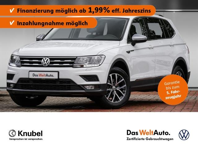 Volkswagen Tiguan Allspace Comfortline 1.5 TSI 7-Si. AHK Na, Jahr 2019, Benzin