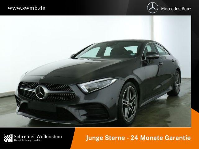 Mercedes-Benz CLS 450 4M AMG*Widescreen*SHD*Multibeam*LED*Dist, Jahr 2019, Benzin