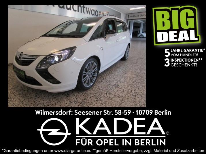 Opel Zafira C 2.0 5 Jahresgarantie 3 Inspektionen, Jahr 2015, Diesel