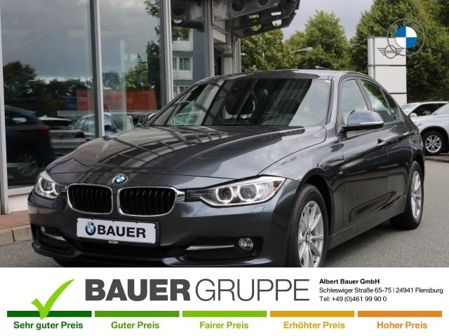 BMW 316 d Navi Keyless Fernlichtass. PDCv+h LED-hinten Multif.Lenkrad RDC Klimaautom SHZ Temp, Jahr 2013, Diesel