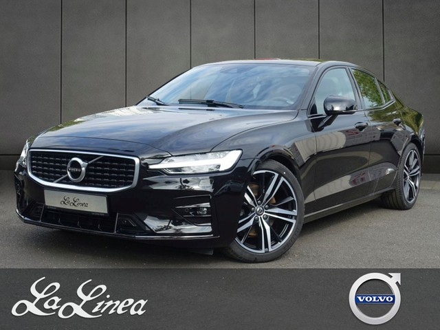 Volvo S60 T4 R-Design NP: 51.030,-/Pano/Intellisafe-Pro/HK, Jahr 2019, Benzin