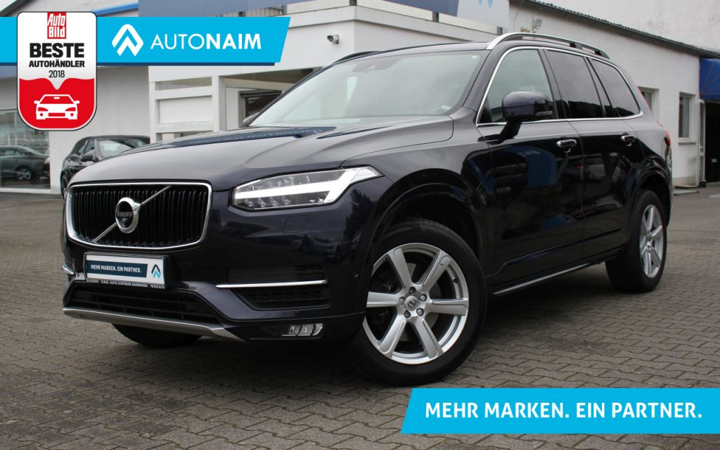 Volvo XC90 D5 AWD Geartr.|Pano|360°|Head-Up|ApCarPlay, Jahr 2016, Diesel