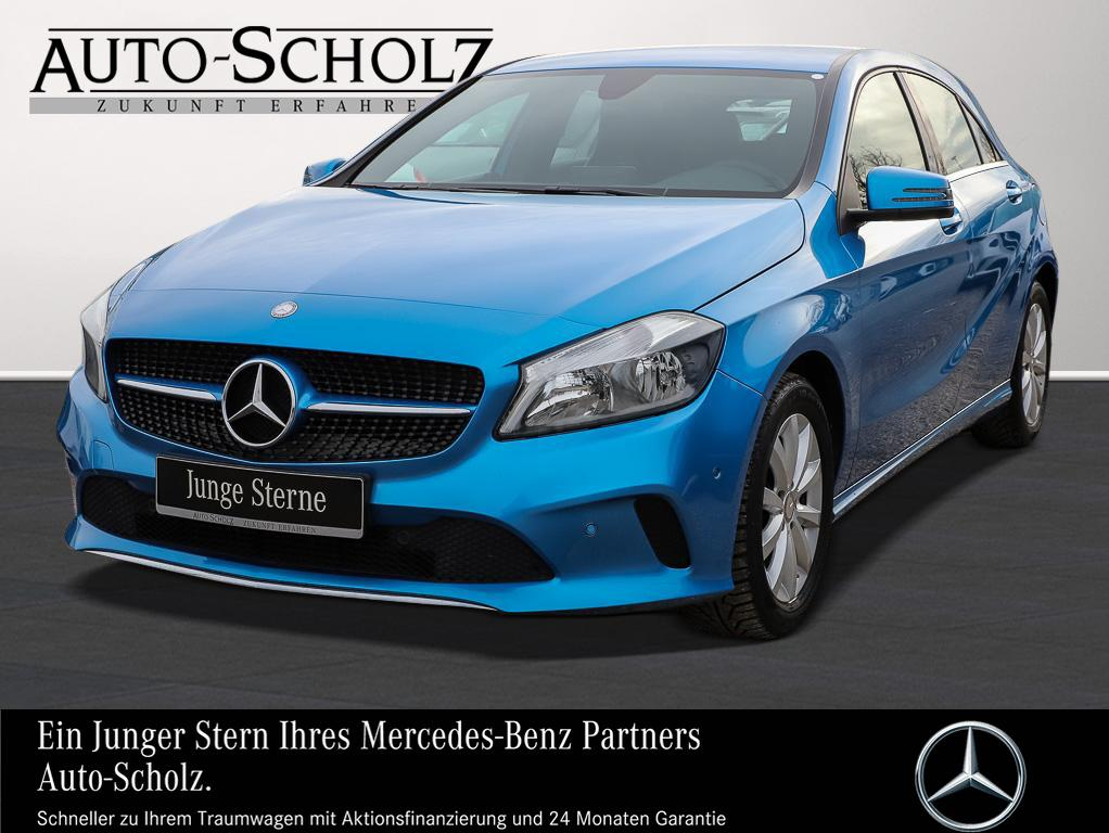 Mercedes-Benz A 200 d Style +NAVI+PDC+AUDIO20CD+HARMAN-KARDON+, Jahr 2015, Diesel