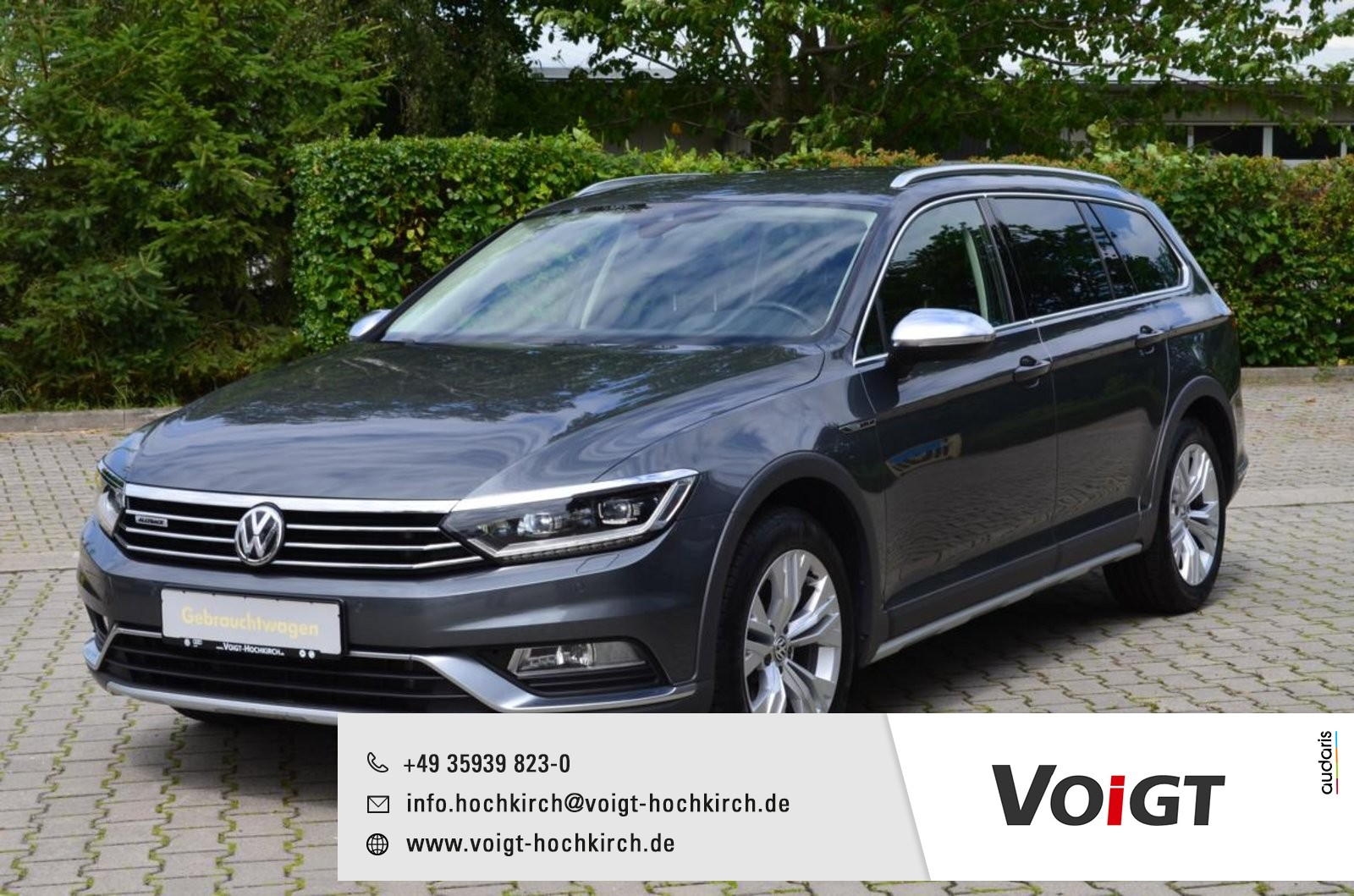 Volkswagen Passat Alltrack 4Motion LED ACC STANDHZG AHK, Jahr 2016, Diesel