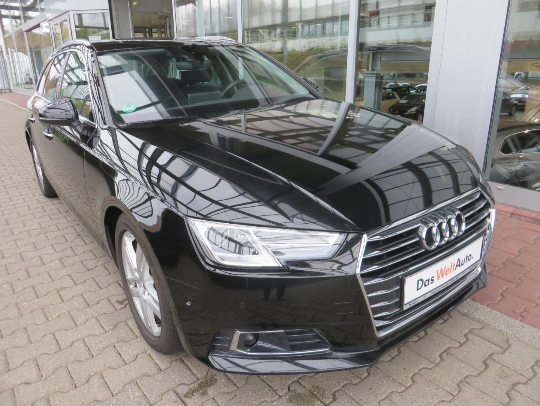 Audi A4 Avant Design 2.0TDI, Jahr 2016, Diesel