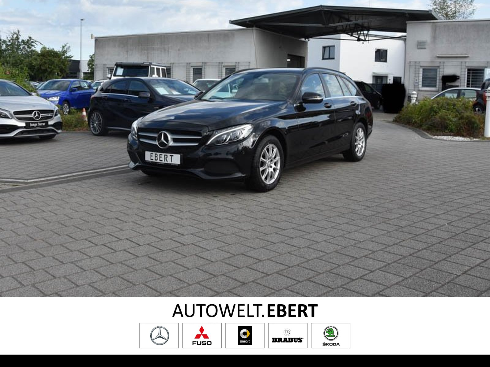 Mercedes-Benz C 200 d T NAVI+LED ILS+PARK-ASSISTENT+EU6, Jahr 2015, Diesel