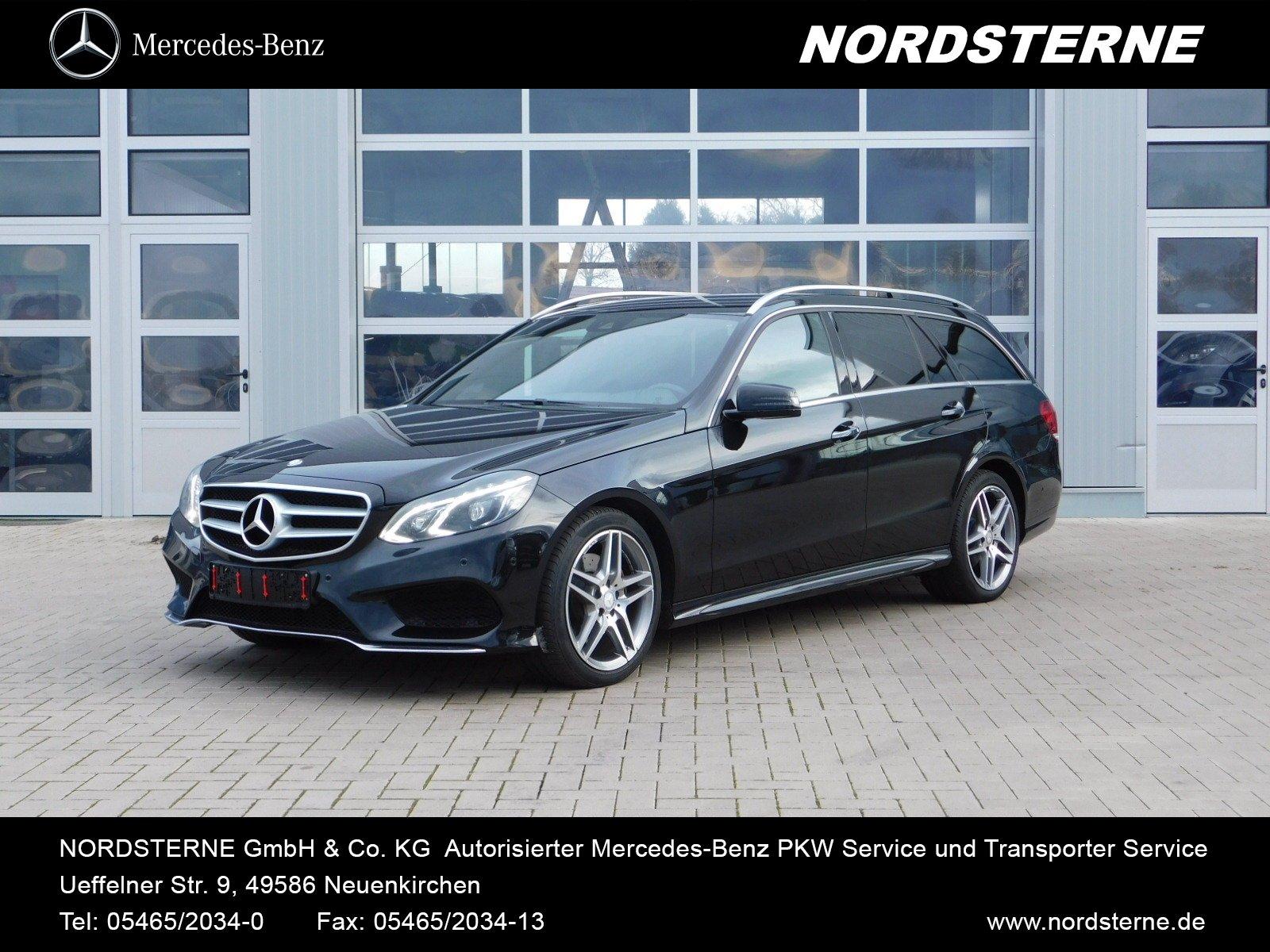 Mercedes-Benz E 300 BT+ AMG-LINE+COMAND+MEMORY+SITZBELÜFTUNG, Jahr 2016, diesel